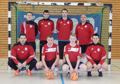 FC Aquila Szczecin (Foto: Irma Schlothauer)