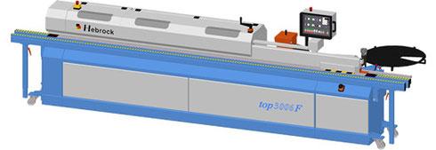 Kantenleimmaschine mit Fügefräse Top 3006 F