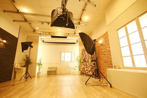 2階最新多面スタジオ