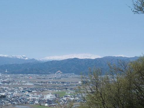 白山も春を迎えたようすです