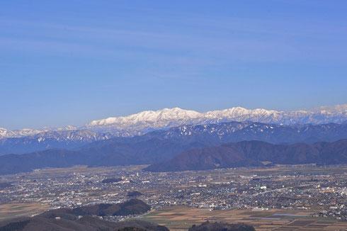 白山が素晴らしい・見とれてしまいます