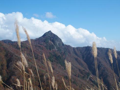 お気に入りの風景:岐阜県側に少し下ったところから