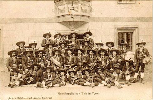 Musik im Jahre 1910