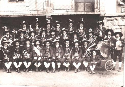 Musik im Jahre 1920