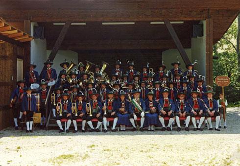 Musik im Jahre 1987