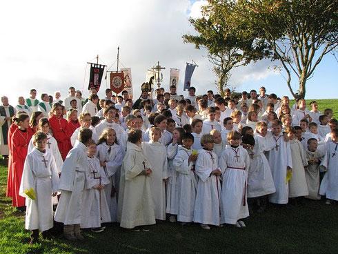 Pardon des servants d'autel 2012