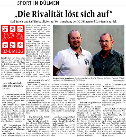 Dülmener Zeitung, 23.04.2016