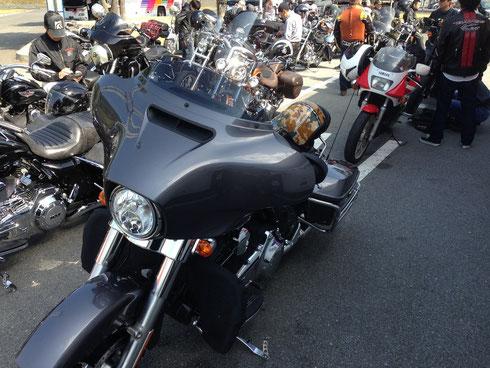 ツーリング バイク
