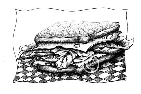 sandwich_belegtes Brot