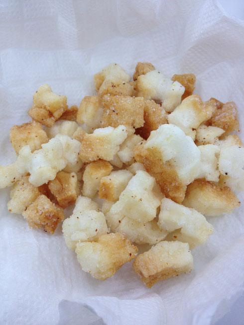 橘屋 おかき(唐辛子+塩)