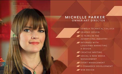 Michelle Parker Parker Brand Creative Services