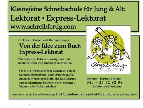 Lektorat Express-Lektorat Schreibschule