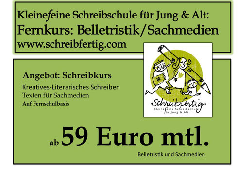 Kreatives Schreiben Hamburg
