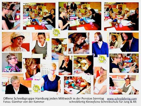 schreibfertig Offene Schreibgruppe Hamburg