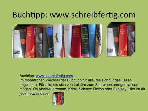 Schreibschule Buchtipp für Junge Leser