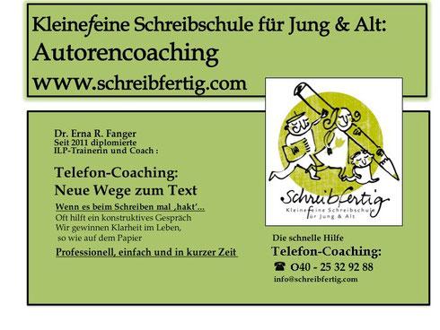 Autorencoaching via Telefon