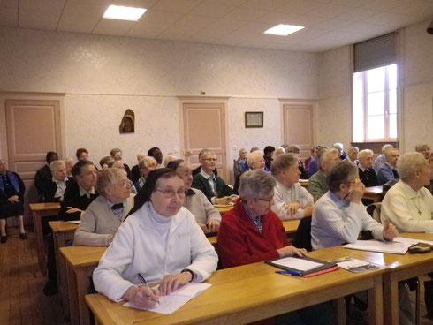 Reseau Foi et Justice - Rencontre à Créhen