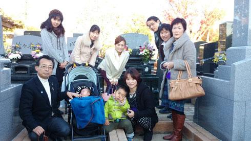 2013/11/30 小平聖地セントソフィア