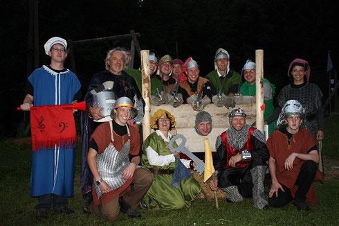 2010: Die Feuerritter