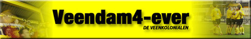 De 2e header van Veendam4-ever.nl