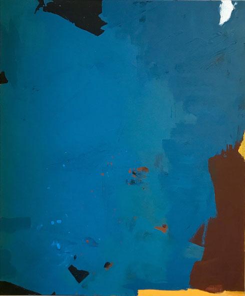 Leinwand, 100 x 120 cm, Mischtechnik - Christiana Sieben