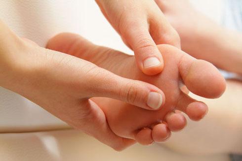 Fussreflexzonen-Massage Leichlingen