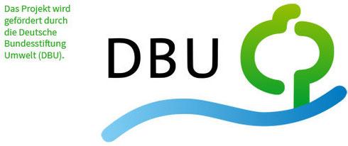 Das Projekt wird gefördert durch die DBU