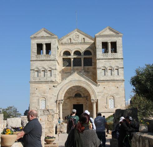 Biblisch: Kirche des Franziskaner-Ordens