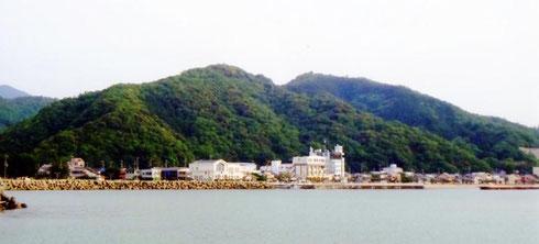 武田氏の居城・野瀬山