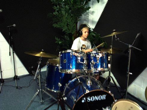 Schlagzeug Einzelunterricht