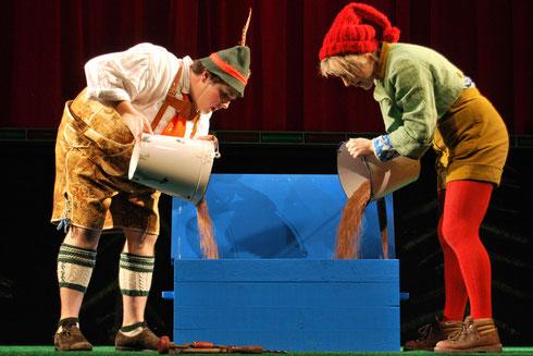 "Schauspiel Kiel ""DER RÄUBER HOTZENPLOTZ"" (Gerrit Freers & Dorothee Föllmer)"