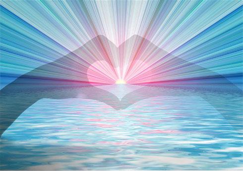 Übung zur Verbindung und Harmonisierung von Herz und Gehirn