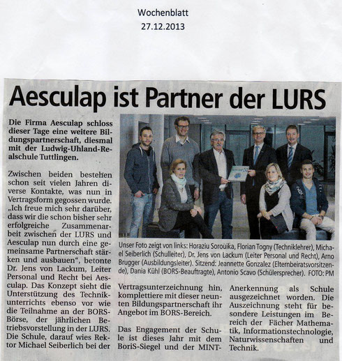 Wochenblatt 27.12.2014