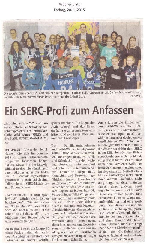 Wochenblatt, 20.11.2015