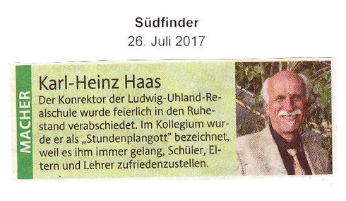 Südfinder 26.07.2017