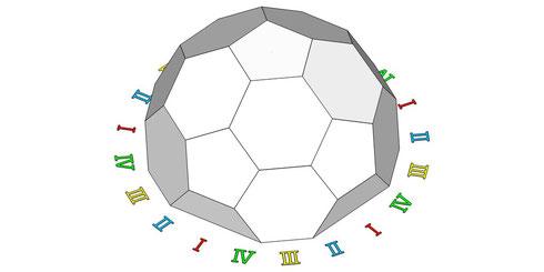 サッカードーム  俯瞰図01