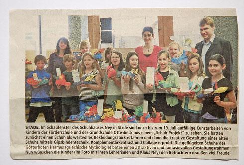 Stader Tageblatt 14. Juli 2012