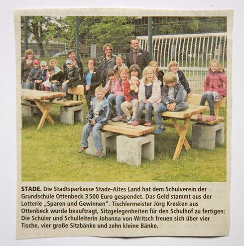 Stader Tageblatt 23. Juni 2012