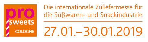 ProSweets Messe Köln