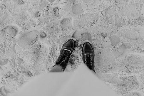 Fotograf Hamburg Füße im Sand