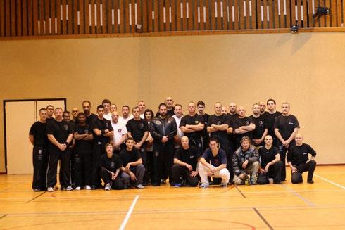STAGE KRAV-SECURITY AVEC A.COHEN Toulouse (31) 2010