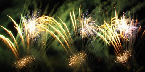 internationaler Feuerwerkswettbewerb, Herrenhausen Hannover
