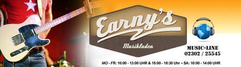 CeeM Records Tonstudio Witten : Earny's Musikladen.