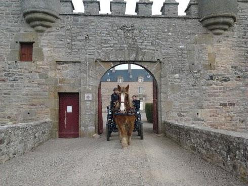 Balade au château de Bienassis