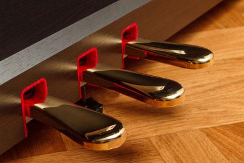 Pedale am Klavier oder E-Piano. Eine Übersicht und dessen Verwendung
