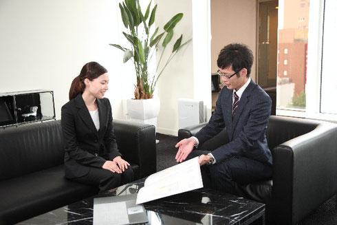 お客様のビジネスにあったインターネット環境をご提案