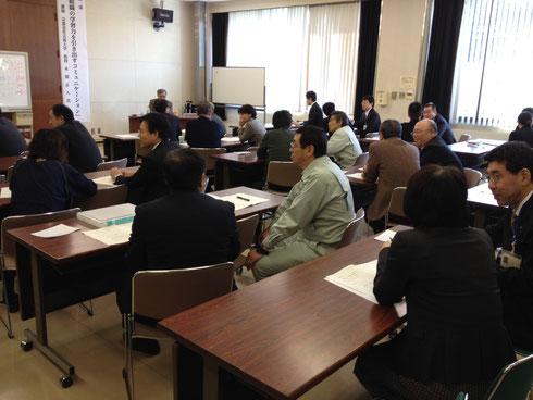 2014年1月に日本一人口の多い村から市に移行した、 住民自治日本一を目指している滝沢市職員にコーチングをお届けしました。