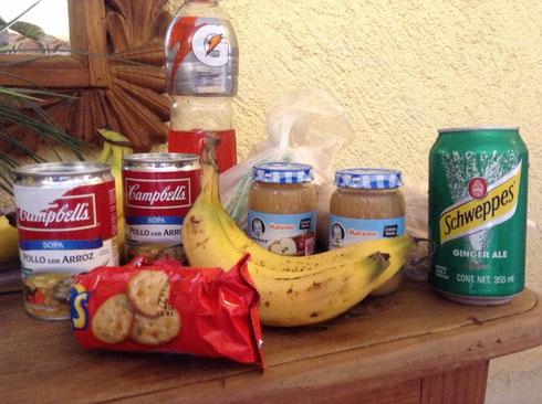 Our digestion healing BRAT diet