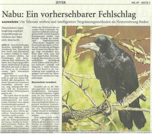 Jeversches Wochenblatt S. 3 v. 12.4.2013