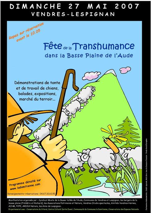 Fête de la Transhumance 2007